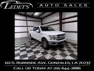 2018 Ford F-150 LARIAT 4WD - Ledet's Auto Sales Gonzales_state_zip in Gonzales