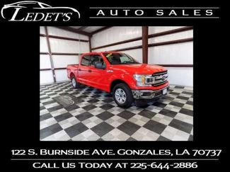 2018 Ford F-150 XLT - Ledet's Auto Sales Gonzales_state_zip in Gonzales