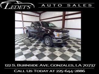 2018 Ford F-150 LARIAT - Ledet's Auto Sales Gonzales_state_zip in Gonzales