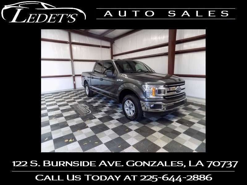 2018 Ford F-150 XLT - Ledet's Auto Sales Gonzales_state_zip in Gonzales Louisiana