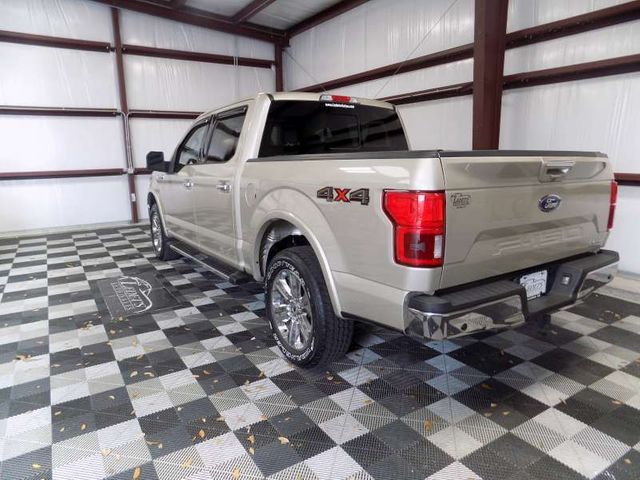 2018 Ford F-150 LARIAT in Gonzales, Louisiana 70737