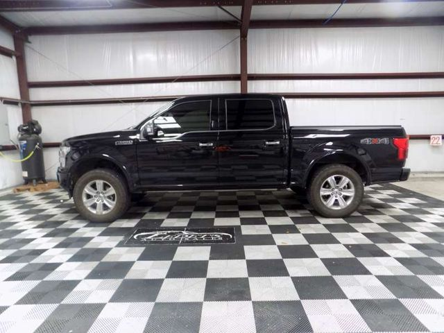 2018 Ford F-150 Platinum in Gonzales, Louisiana 70737