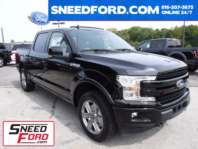 2018 Ford F-150 Lariat 4X4 in Gower Missouri, 64454