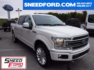 2018 Ford F-150 Limited 4X4 in Gower Missouri, 64454
