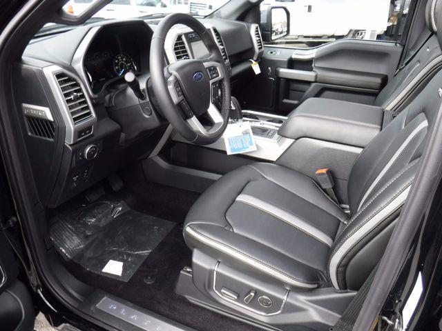 2018 Ford F-150 Platinum 4X4 in Gower Missouri, 64454