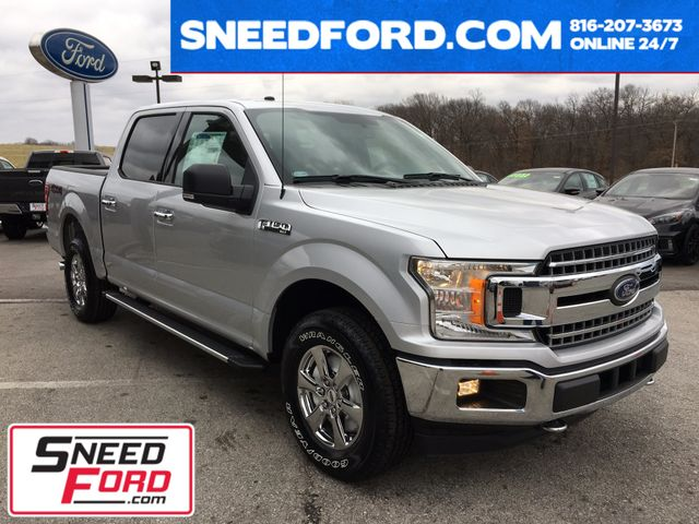 2018 Ford F-150 XLT 4X4 in Gower Missouri, 64454
