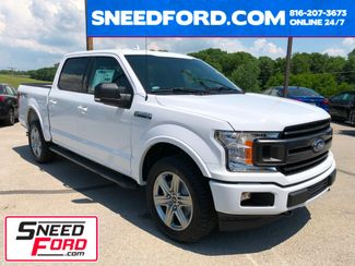 2018 Ford F-150 XLT 4X4 5.0L V8 in Gower Missouri, 64454