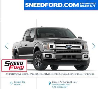 2018 Ford F-150 XLT 4X4 3.5L V6 Ecoboost in Gower Missouri, 64454