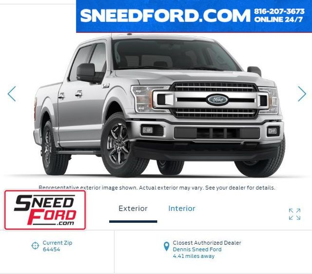 2018 Ford F-150 XLT 4X4 2.7L V6 Ecoboost in Gower Missouri, 64454