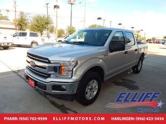 2018 Ford F-150 SUPER CREW XLT 4X4 XLT in Harlingen, TX 78550