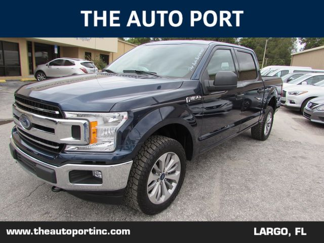 2018 Ford F-150 XLT 4X4 in Largo, Florida 33773