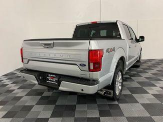 2018 Ford F-150 Platinum LINDON, UT 4