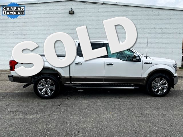 2018 Ford F-150 LARIAT Madison, NC