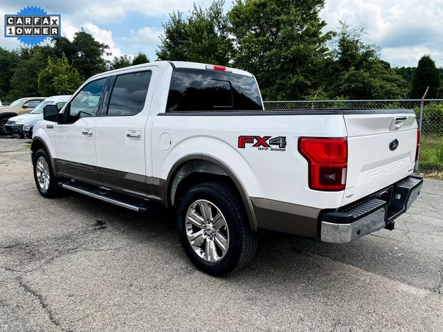 2018 Ford F-150 LARIAT Madison, NC 3