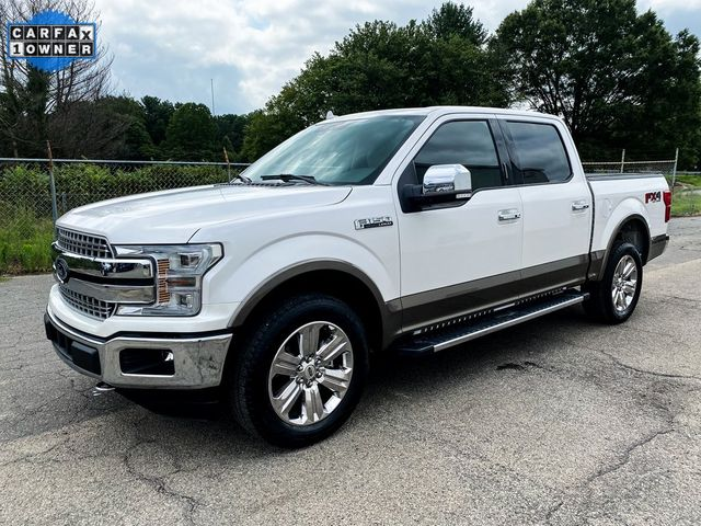 2018 Ford F-150 LARIAT Madison, NC 5