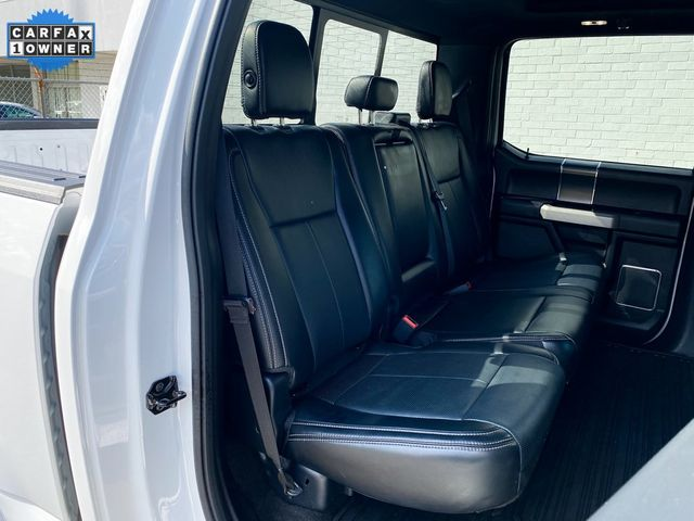 2018 Ford F-150 LARIAT Madison, NC 14