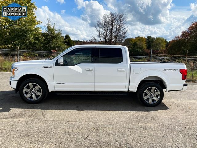 2018 Ford F-150 LARIAT Madison, NC 4