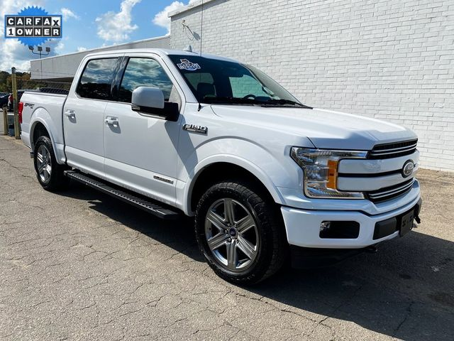 2018 Ford F-150 LARIAT Madison, NC 7