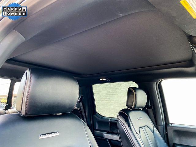 2018 Ford F-150 Platinum Madison, NC 16