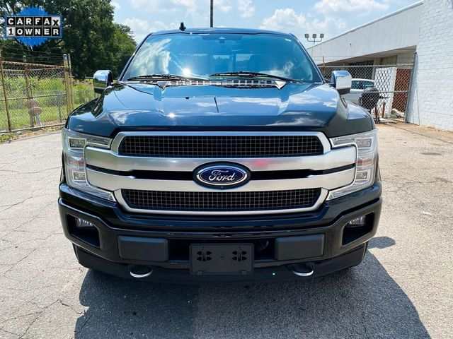 2018 Ford F-150 Platinum Madison, NC 6
