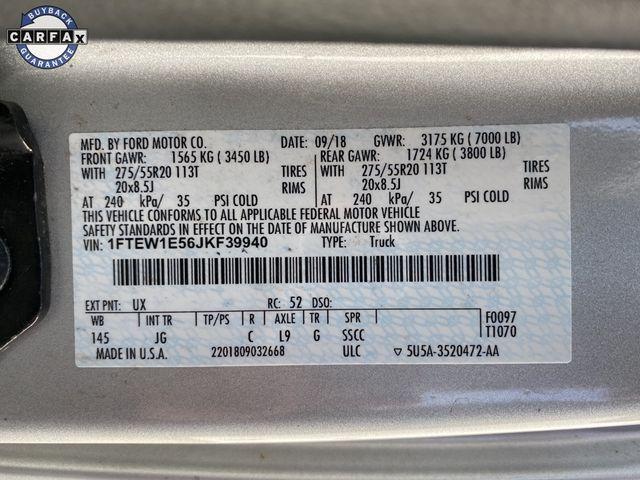 2018 Ford F-150 XL Madison, NC 38
