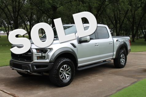 2018 Ford F-150 Raptor Supercrew 4WD Luxury in Marion, Arkansas