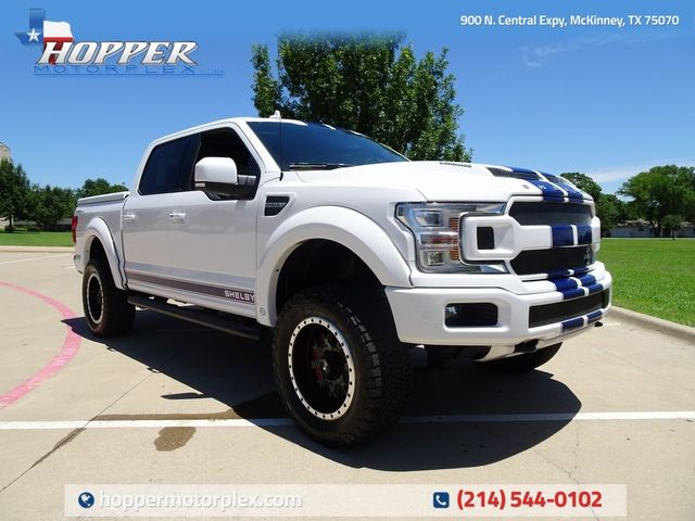 2018 Ford F-150 Platinum SHELBY