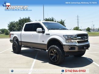 2018 Ford F-150 King Ranch NEW LIFT/CUSTOM WHEELS AND TIRES in McKinney, Texas 75070