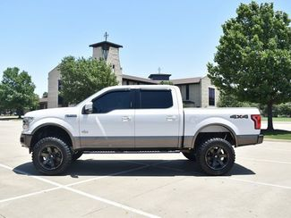 2018 Ford F-150 King Ranch NEW LIFT/CUSTOM WHEELS AND TIRES in McKinney, TX 75070
