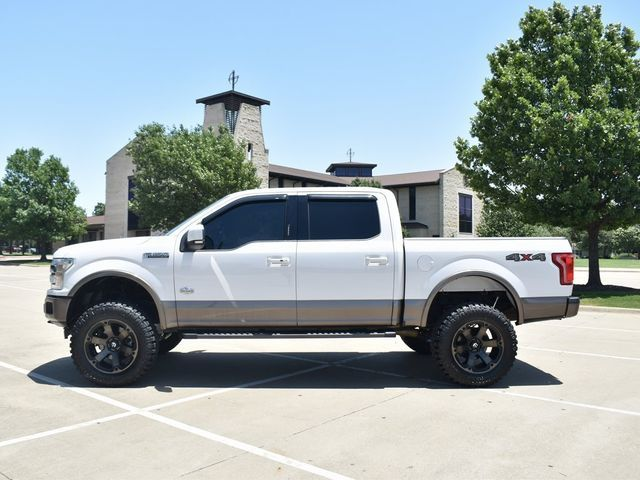 2018 Ford F-150 King Ranch NEW LIFT/CUSTOM WHEELS AND TIRES