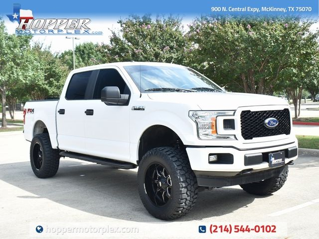 2018 Ford F-150 XLT NEW LIFT/CUSTOM WHEELS AND TIRES