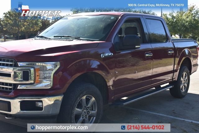 2018 Ford F-150 XLT in McKinney, Texas 75070