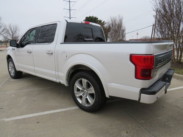 2018 Ford F-150 Platinum in McKinney, Texas 75070