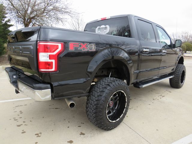 2018 Ford F-150 XLT Custom Lift, Wheels and Tires in McKinney, Texas 75070