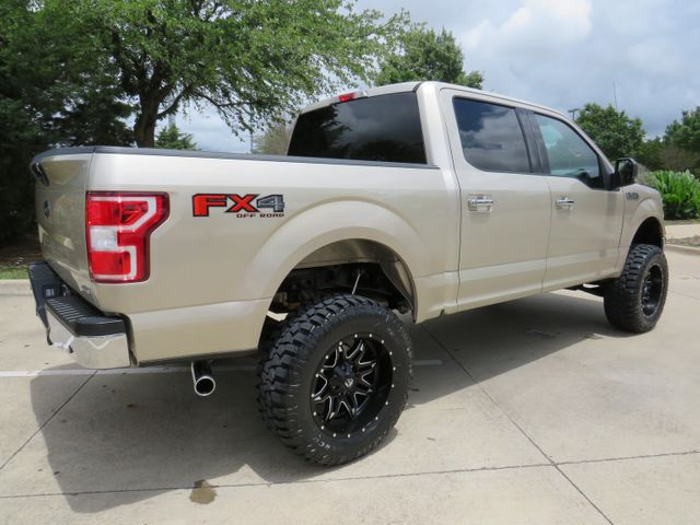 2018 Ford F-150 XLT NEW LIFT/CUSTOM WHEELS AND TIRES in McKinney, Texas 75070