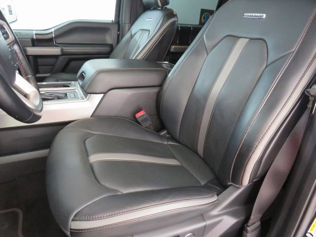 2018 Ford F-150 Platinum NEW LIFT/WHEELS AND TIRES in McKinney, Texas 75070