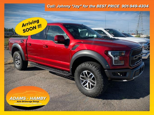 2018 Ford F-150 Raptor with $14k in Options in Memphis, TN 38115
