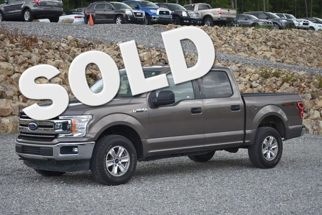2018 Ford F-150 XLT Naugatuck, Connecticut