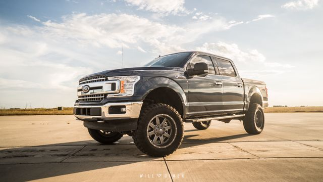 2018 Ford F-150 NEW 6 INCH LIFT