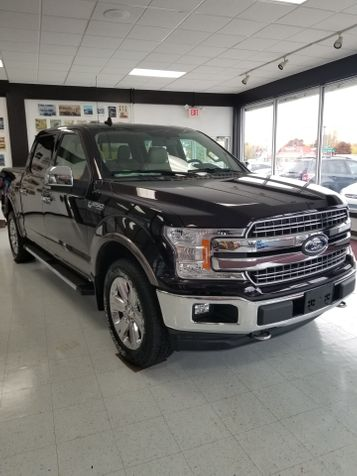 2018 Ford F-150 4X4 LARIAT CREW CAB | Rishe's Import Center in Ogdensburg, NY
