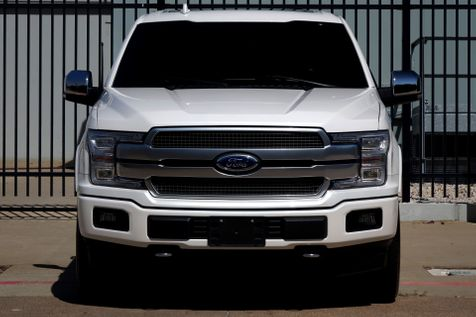 2018 Ford F-150 Platinum*Loaded*4x4*Nav*BU Cam* Sunroof*EZ Fin** | Plano, TX | Carrick's Autos in Plano, TX