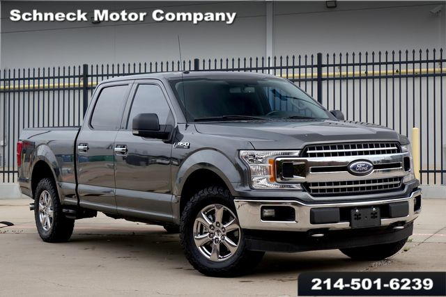 2018 Ford F-150 XLT in Plano, TX 75093