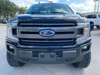 2018 Ford F-150 LIFTED V8 4X4 CREWCAB LEATHER NAV SPORT   Plant City Florida  Bayshore Automotive   in Plant City, Florida