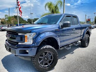 2018 Ford F-150 CUSTOM LIFTED 4X4 V8 AMERICAN FORCE 22 NITTO  Plant City Florida  Bayshore Automotive   in Plant City, Florida