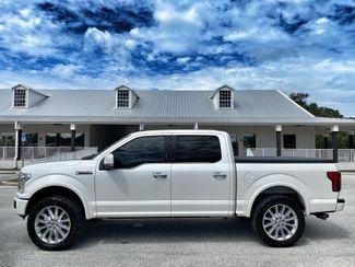 2018 Ford F-150 LIMITED 4X4 35L ECOBOOST CREWCAB CARFAX CERT  Plant City Florida  Bayshore Automotive   in Plant City, Florida