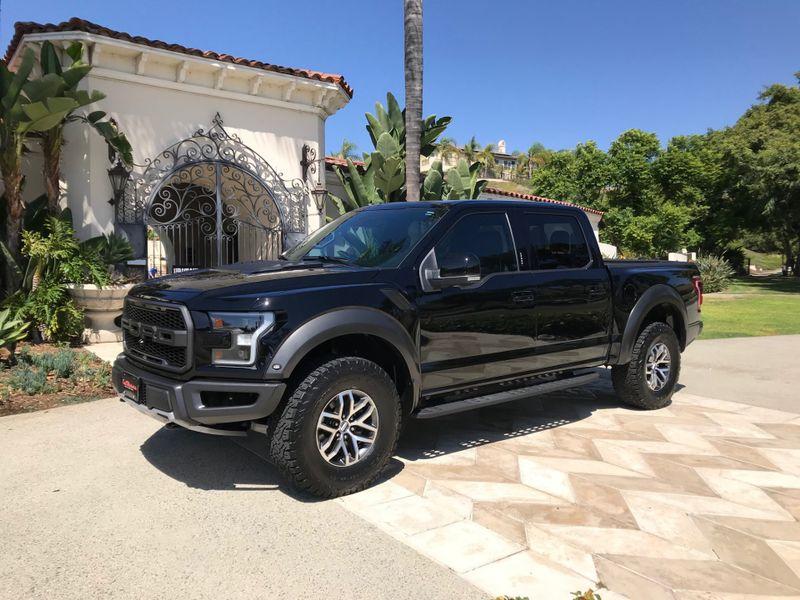 2018 Ford F-150 Raptor   San Diego, CA   Cali Motors USA in San Diego CA