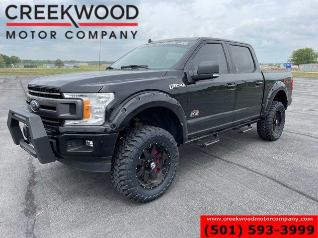 2018 Ford F-150 Rocky Ridge Lifted 4x4 5.0L 1 Owner 35's New Tires