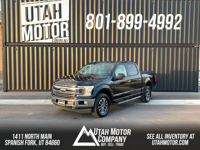 2018 Ford F-150 XLT in Spanish Fork, UT 84660