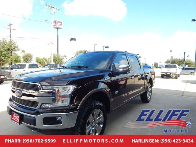 2018 Ford F-150 Super Crew King Ranch FX4 in Harlingen, TX 78550