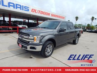 2018 Ford F-150 Super Crew Lariat 4x4 in Harlingen, TX 78550